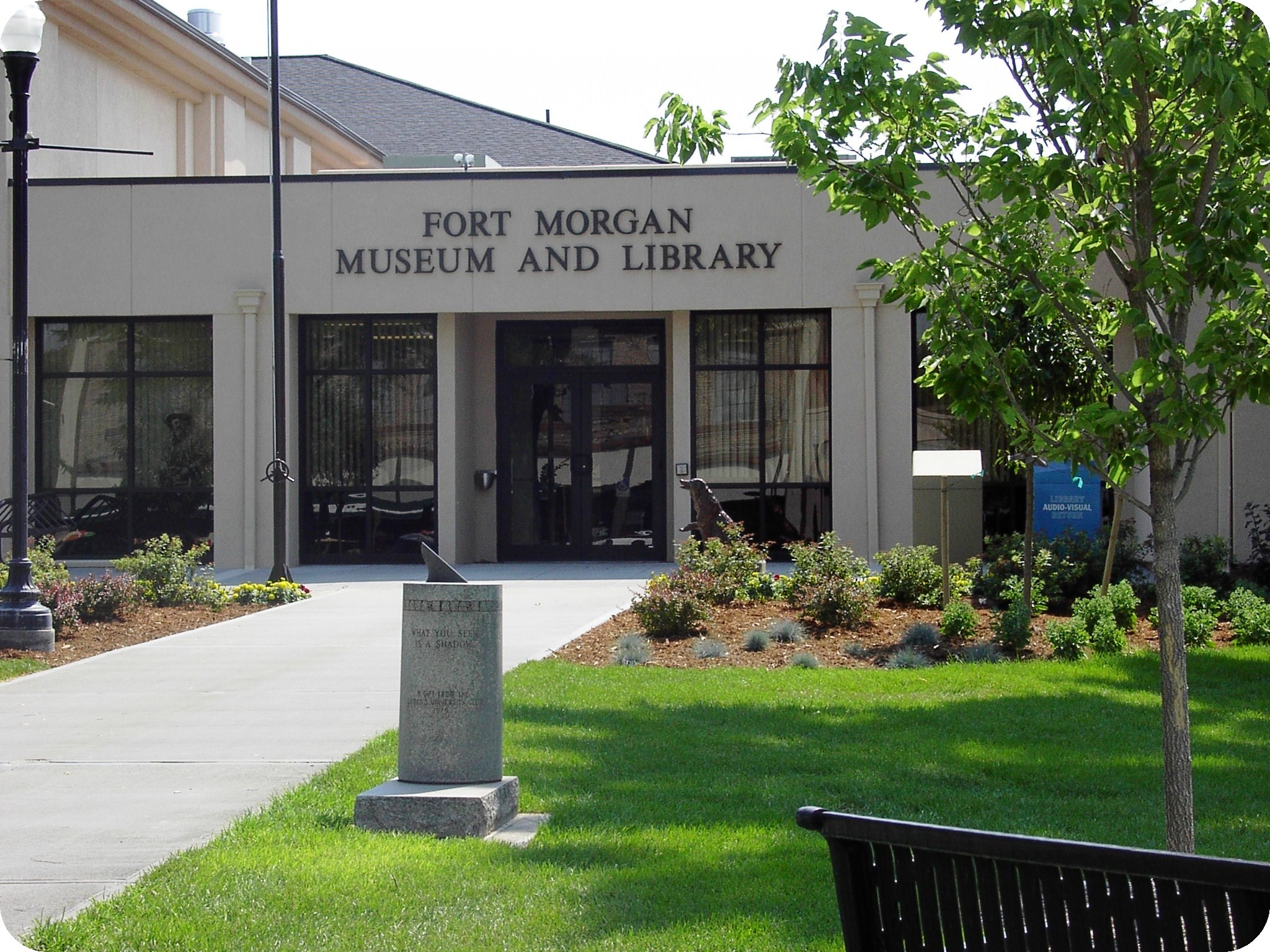 Fort Morgan Museum